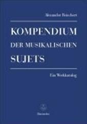 Kompendium der musikalischen Sujets