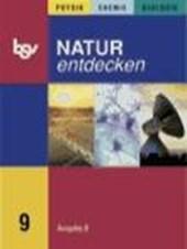 Natur entdecken B 9. Schülerbuch. Bayern