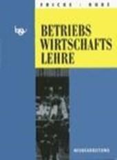 bsv. Betriebswirtschaftslehre. Schülerbuch