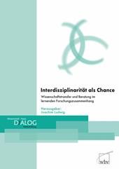 Interdisziplinarität als Chance