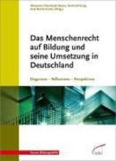 Das Menschenrecht auf Bildung und seine Umsetzung in Deutschland