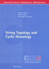 String Topology and Cyclic Homology | Ralph L. Cohen |