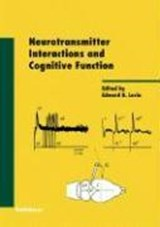 Neurotransmitter Interactions and Cognitive Function | auteur onbekend |