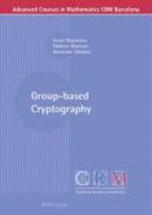 Group-based Cryptography | Alexei Myasnikov |