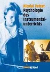 Psychologie des Instrumentalunterrichts