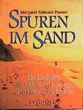 Spuren im Sand. Miniaturausgabe