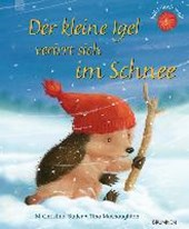 Der kleine Igel verirrt sich im Schnee