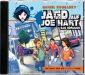 Joe Hart 01. Jagd auf Joe Hart. CD