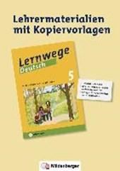 Lernwege Deutsch 5 - Heft 2 Lehrerservice
