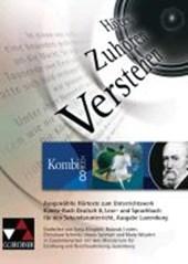 Kombi-Buch Deutsch 8 Ausgabe Luxemburg. Hören - Zuhören - Verstehen