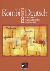 Kombi-Buch Deutsch 8. Bayern. Schülerbuch