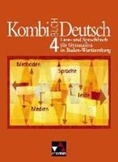 Kombi-Buch Deutsch 4 Baden-Württemberg