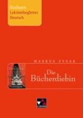 Markus Zusak, Die Bücherdiebin. Buchners Lektürebegleiter Deutsch