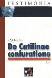Sallust, De Catilinae coniuratione