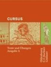 Cursus A. Texte und Übungen