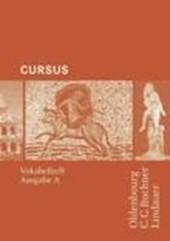Cursus A. Vokabelheft
