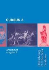 Cursus Ausgabe B - Arbeitsheft 3