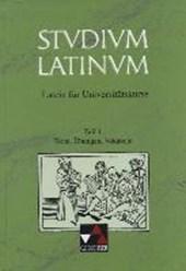 Studium Latinum 1. Texte, Übungen, Vokabeln