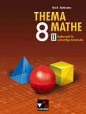 Thema Mathe 8 - II / Neu