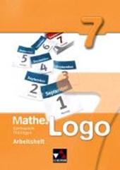 Mathe.Logo 7 Gymnasium Thüringen Arbeitsheft