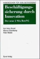 Beschäftigungssicherung durch Innovation