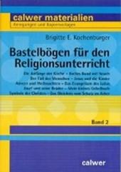 Bastelbögen für den Religionsunterricht