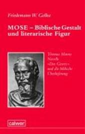 Mose - Biblische Gestalt und literarische Figur