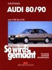So wird's gemacht, Audi 80/90 von 9/86 bis