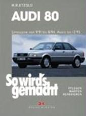 So wird's gemacht. Audi