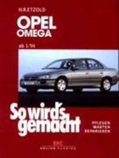 So wird's gemacht, Opel Omega B ab