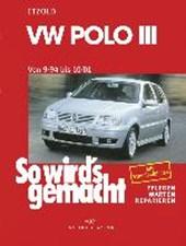 So wird's gemacht, VW Polo ab
