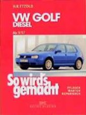 So wird's gemacht. VW Golf IV Diesel 68-150 PS ab 9/97 bis 9/03, Bora Diesel 68-115 PS ab