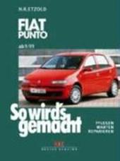 So wird's gemacht. Fiat Punto 9/99-1