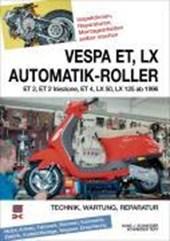 Vespa ET, LX Automatik-Roller