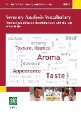 Sensory Analysis Vocabulary | auteur onbekend |