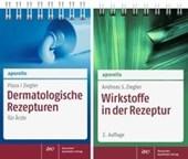 Set aporello Dermatologische Rezepturen für Ärzte / aporello Wirkstoffe in der Rezeptur