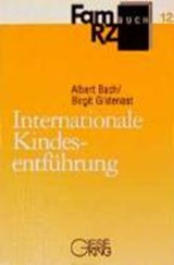 Internationale Kindesentführung | Albert Bach |