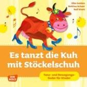 Es tanzt die Kuh mit Stöckelschuh, Audio-CD