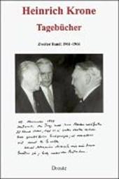 Tagebücher 2. 1961 -