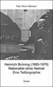 Heinrich Brüning (1885-1970)