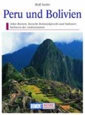 DuMont Kunst-Reiseführer Peru und Bolivien