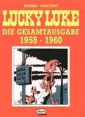 Lucky Luke Gesamtausgabe 1958 -