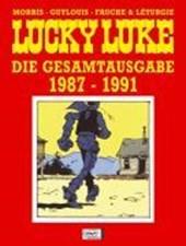 Lucky Luke: Gesamtausgabe 20 1987-1991