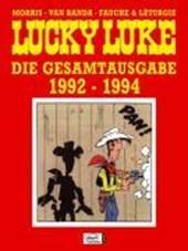 Lucky Luke Gesamtausgabe 21 1992-1994
