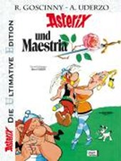 Asterix: Die ultimative Asterix Edition 29. Asterix und Maestria