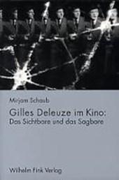 Gilles Deleuze im Kino