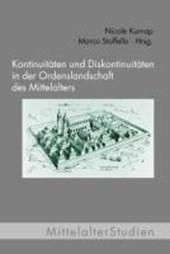 Kontinuitäten und Diskontinuitäten in der Ordenslandschaft des Mittelalters