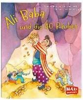 Ali Baba und die 40 Räuber (Maxi)