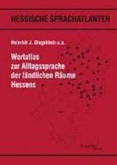 Wortatlas zur Alltagssprache der ländlichen Räume Hessens