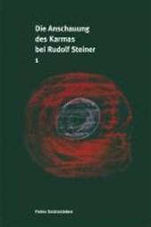 Die Anschauung des Karma bei Rudolf Steiner